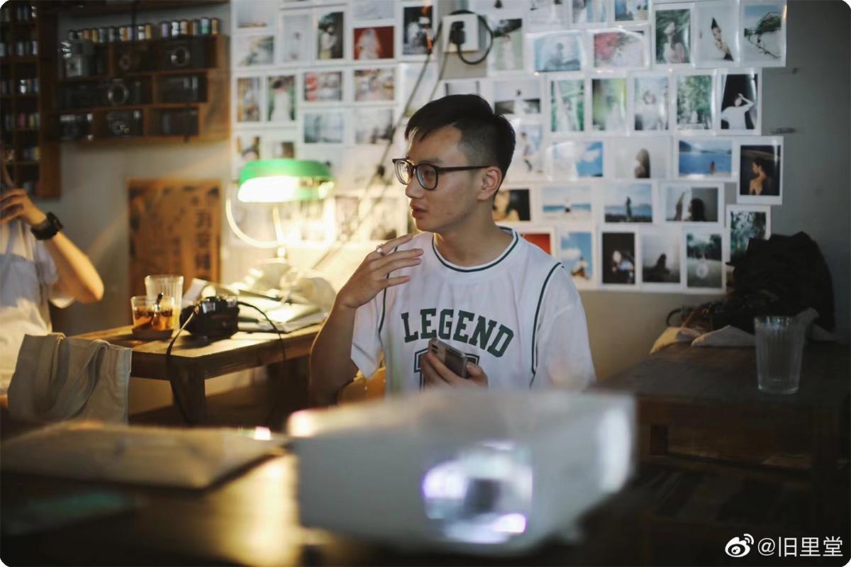 VLOG|旧里堂 X 明基|深夏影像分享会