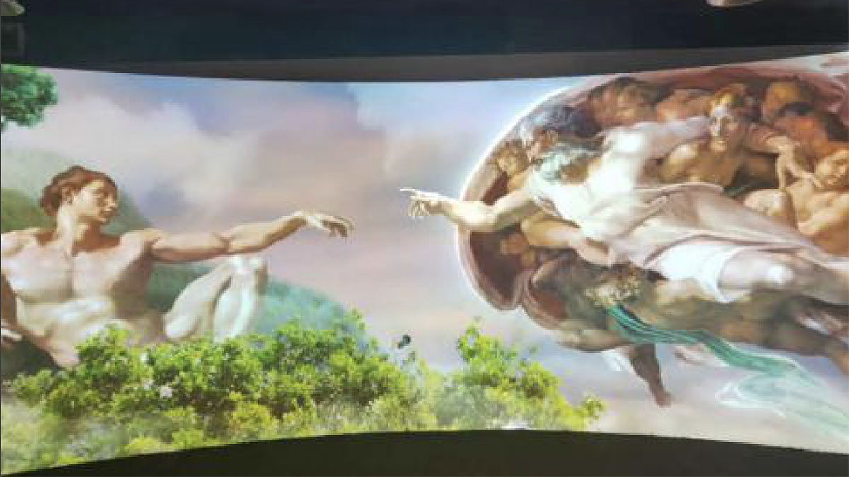 《遇见米开朗基罗》中国首展登陆武汉 | 明基带你领略文艺复兴色彩