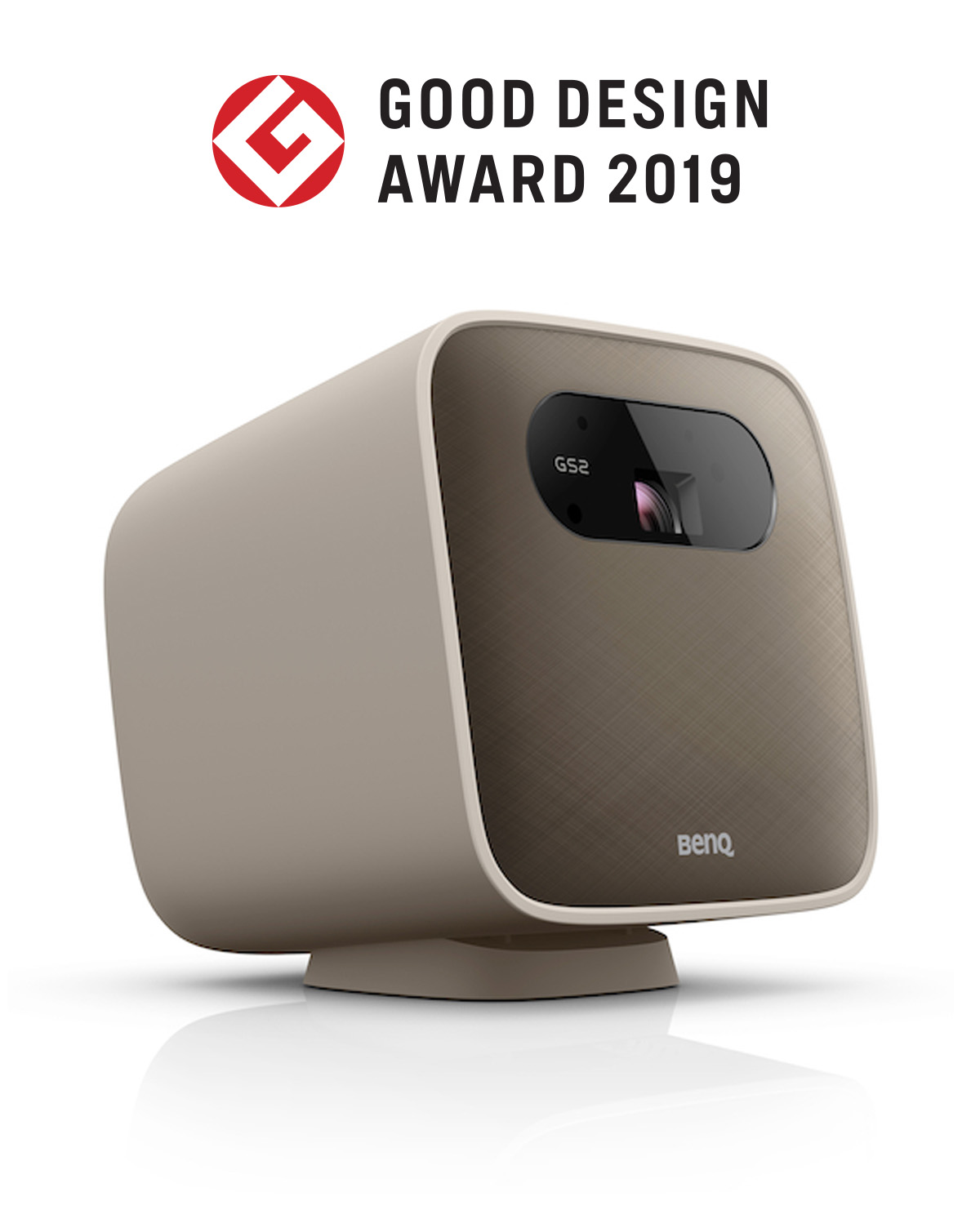 【日本】明基BenQ获颁三项2019年度G-Mark(GOOD DESIGN AWARD)大奖