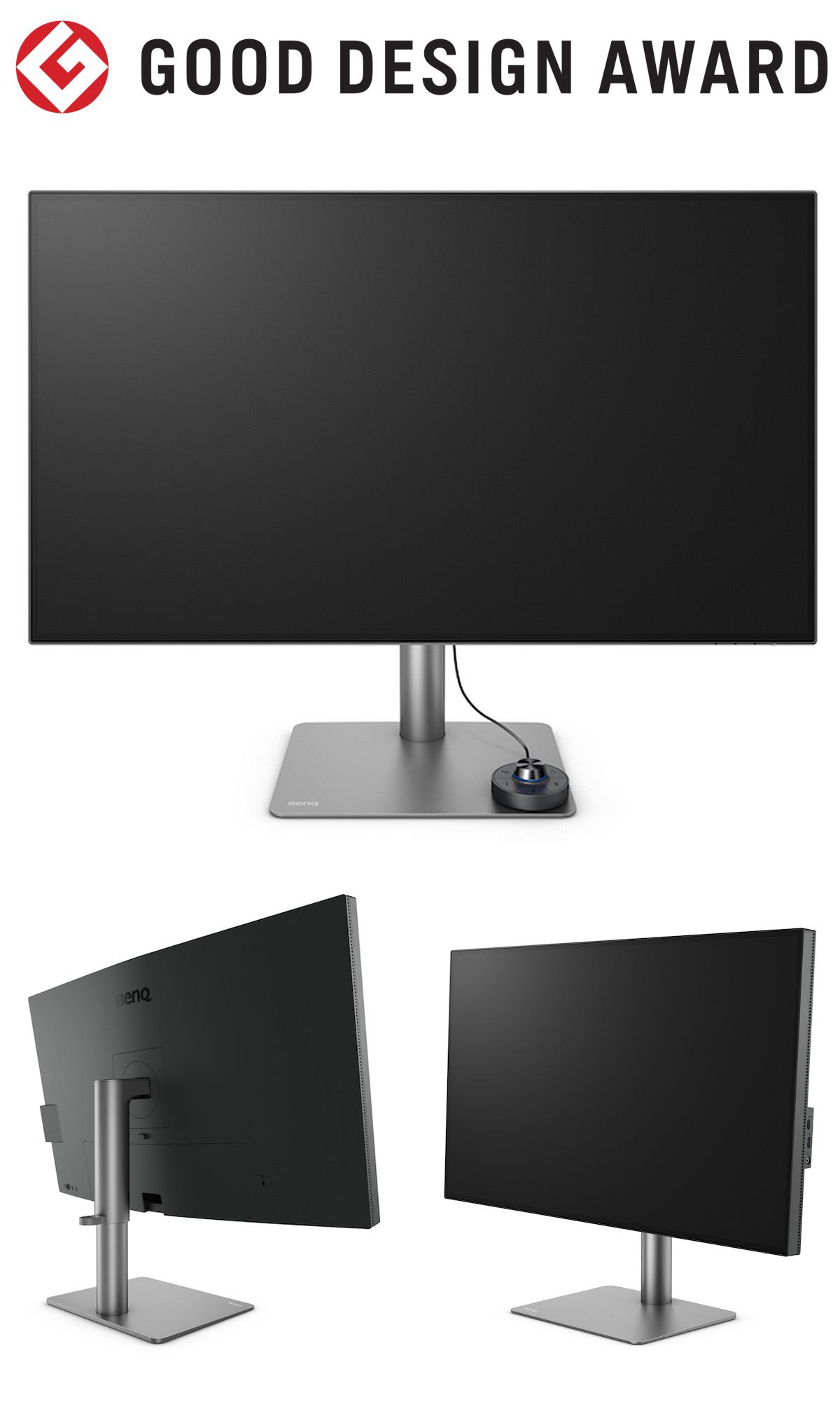 【日本】明基BenQ PD20系列专业设计显示器获颁2019年度G-Mark设计大奖(GOOD DESIGN AWARD 2019)