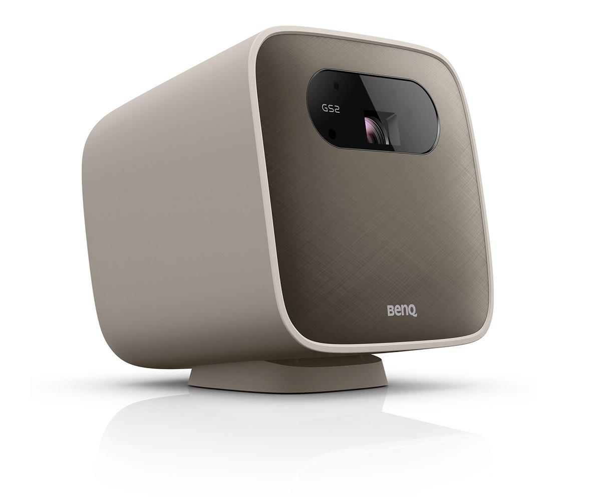 【德国】明基BenQ GS2便携式智能微型投影机 | 获颁2020 iF Design Award设计大奖