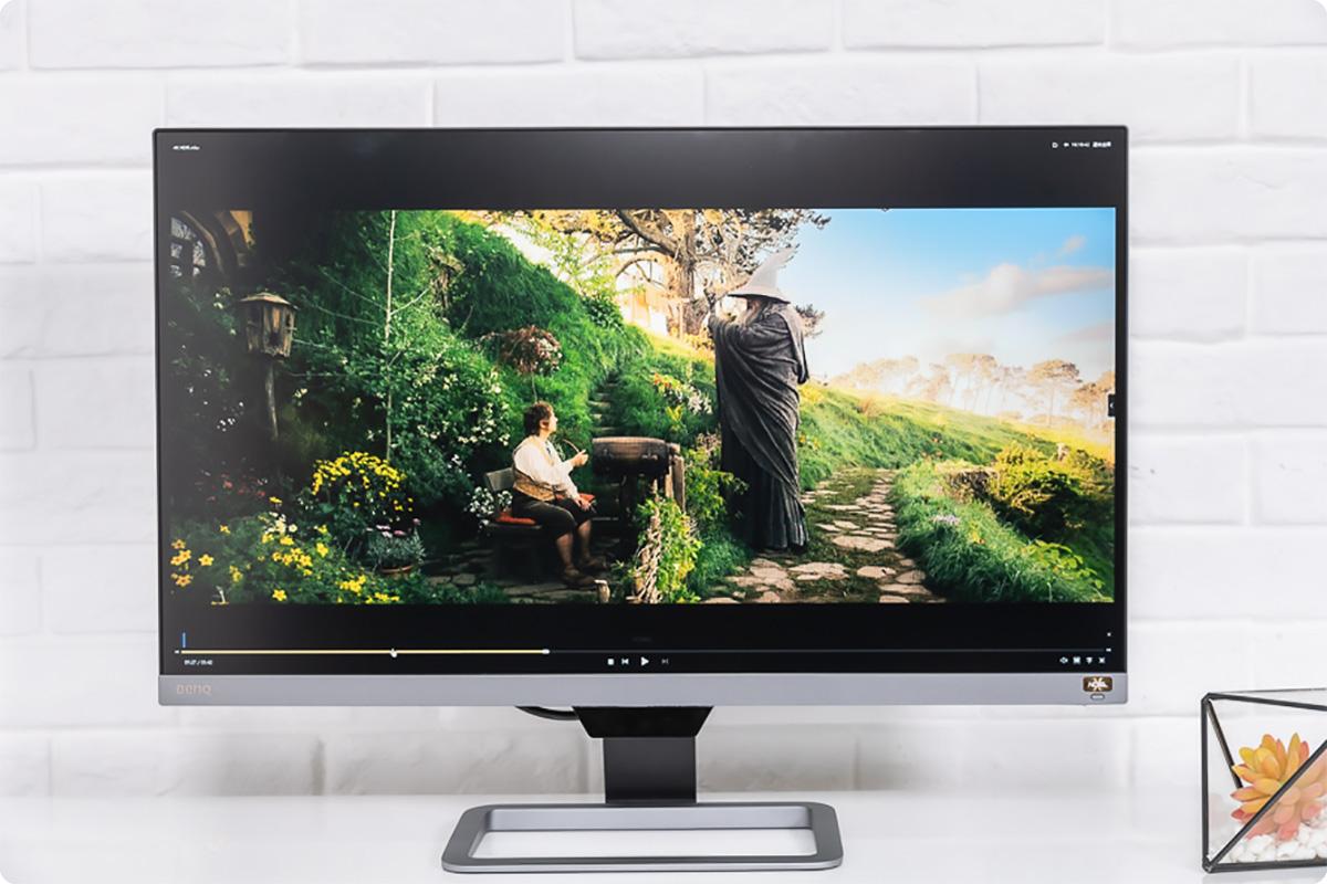 明基EW2780Q显示器评测 | 2K+HDRi+treVolo音箱 | 打造专业影音享受
