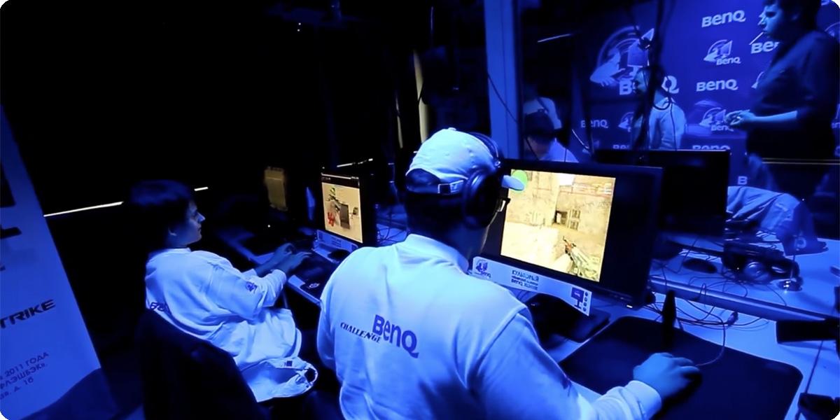 全球最多FPS电竞选手使用的显示器