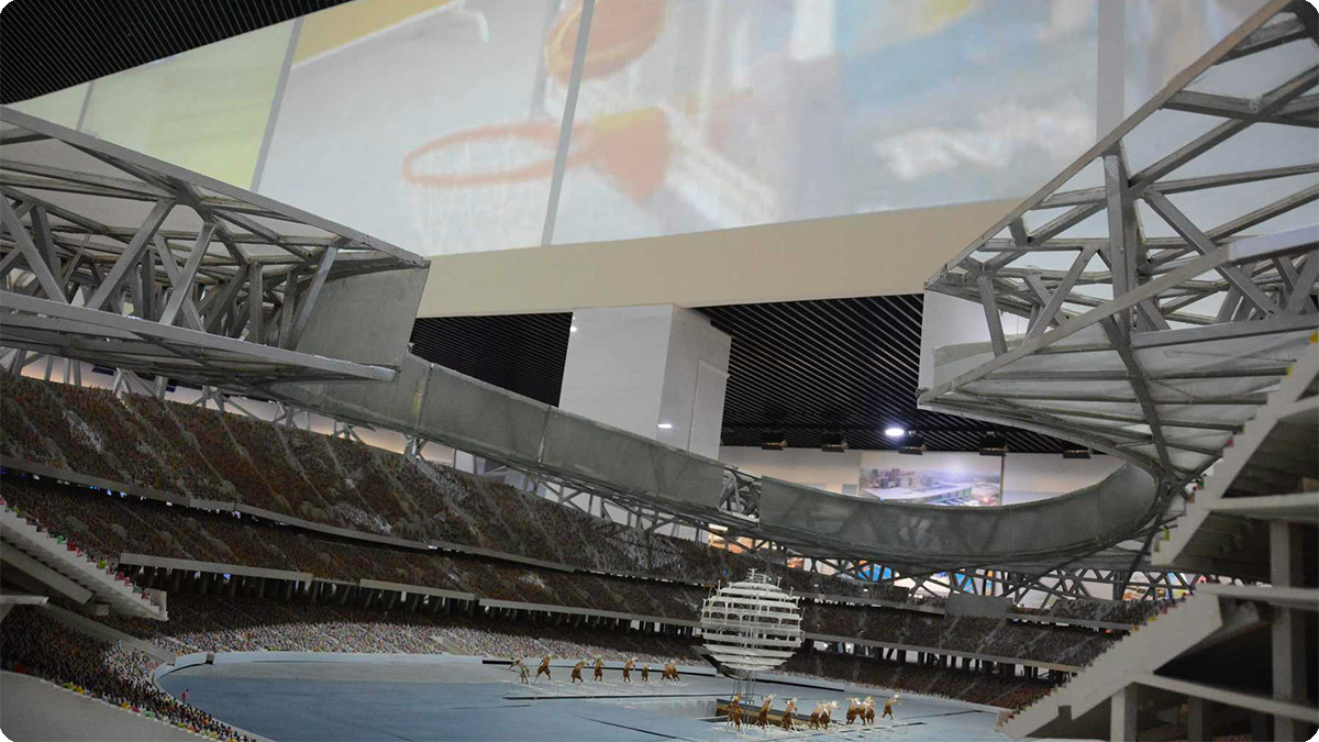 重返08奥运现场 | 明基工程投影助你开启时间旅行