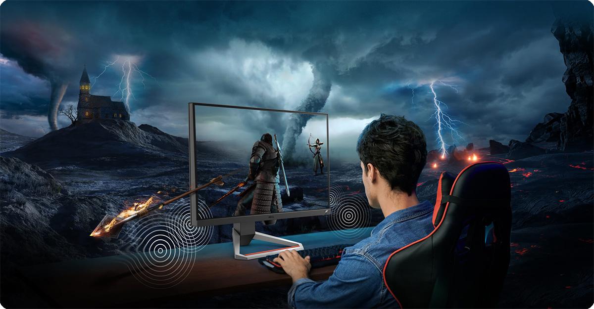 超时空之旅 | 明基MOBIUZ系列游戏显示器上市