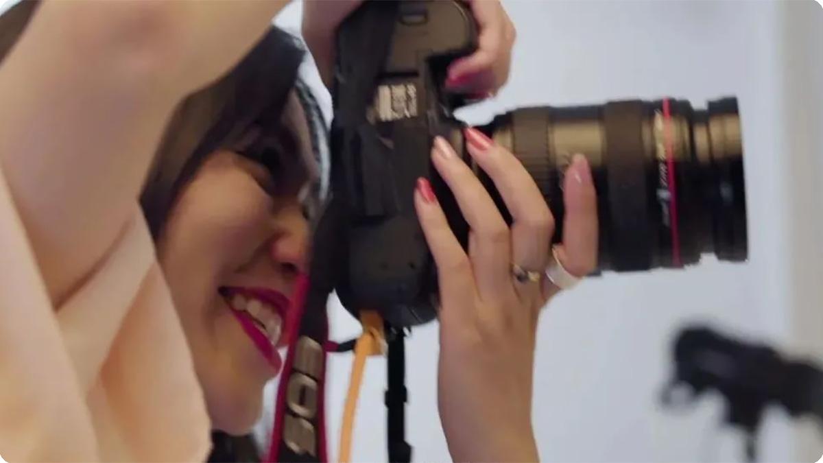 揭秘摄影工作室 | 如何成为百万CEO和摄影博主