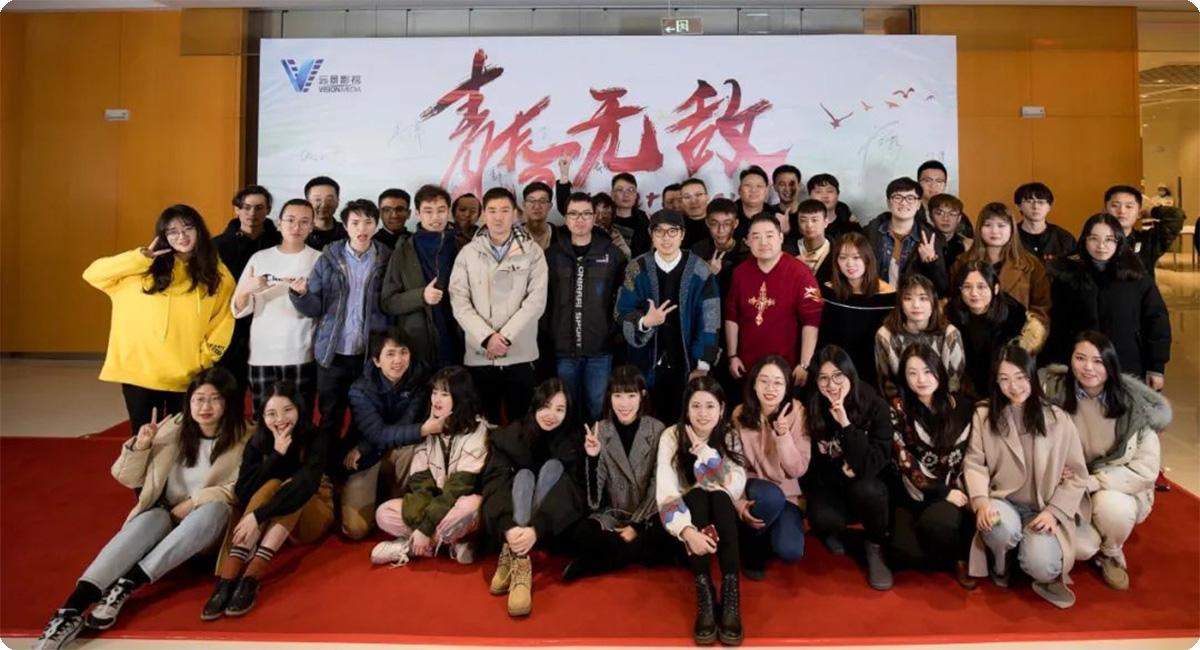 人物专访   盎然影视后期总监杨东:唯有热爱,不辞艰辛