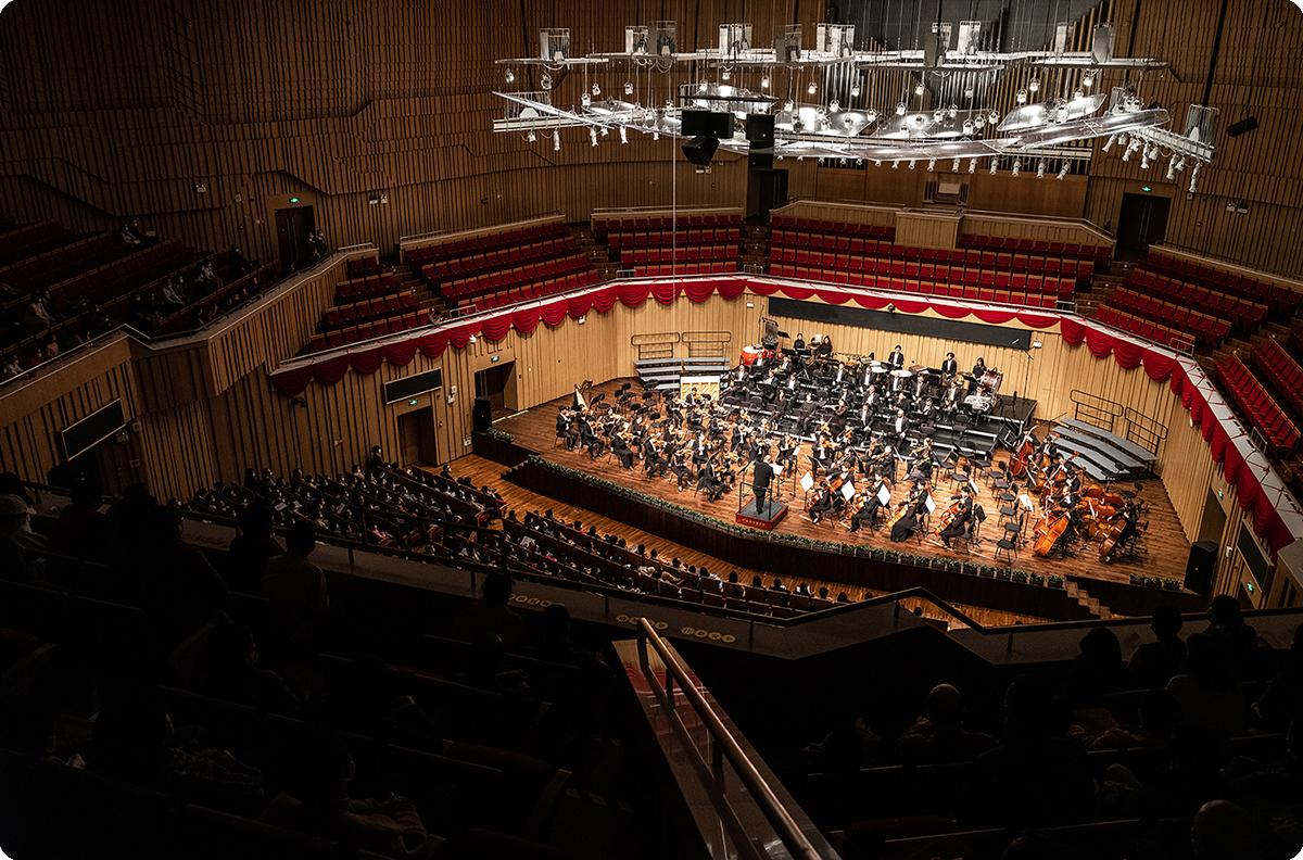 【明基公益摄影讲座】音乐与摄影的结合,交响舞台的内与外